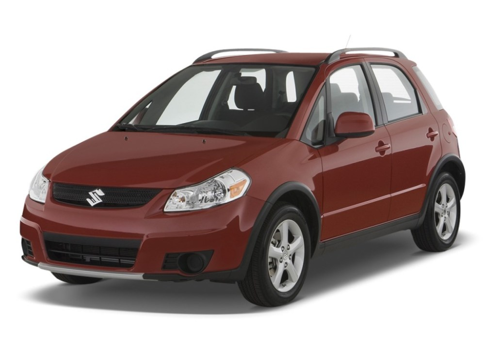 medium resolution of 2008 suzuki sx4 review ratings specs prices and photos the car connection