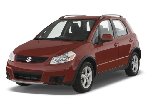 small resolution of 2008 suzuki sx4 review ratings specs prices and photos the car connection