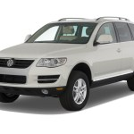 2008 Volkswagen Touareg Vw Review Ratings Specs Prices And Photos The Car Connection