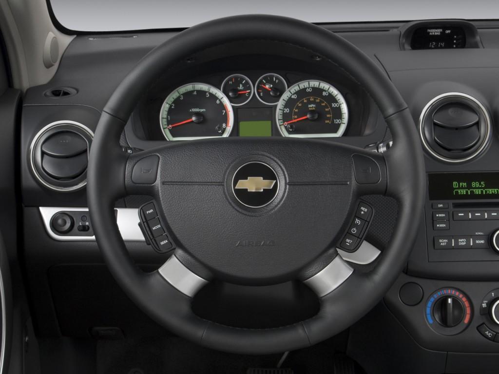2005 Spark 2009 Chevrolet Rear