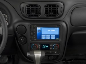 Image: 2009 Chevrolet TrailBlazer 2WD 4door SS Instrument Panel, size: 1024 x 768, type: gif