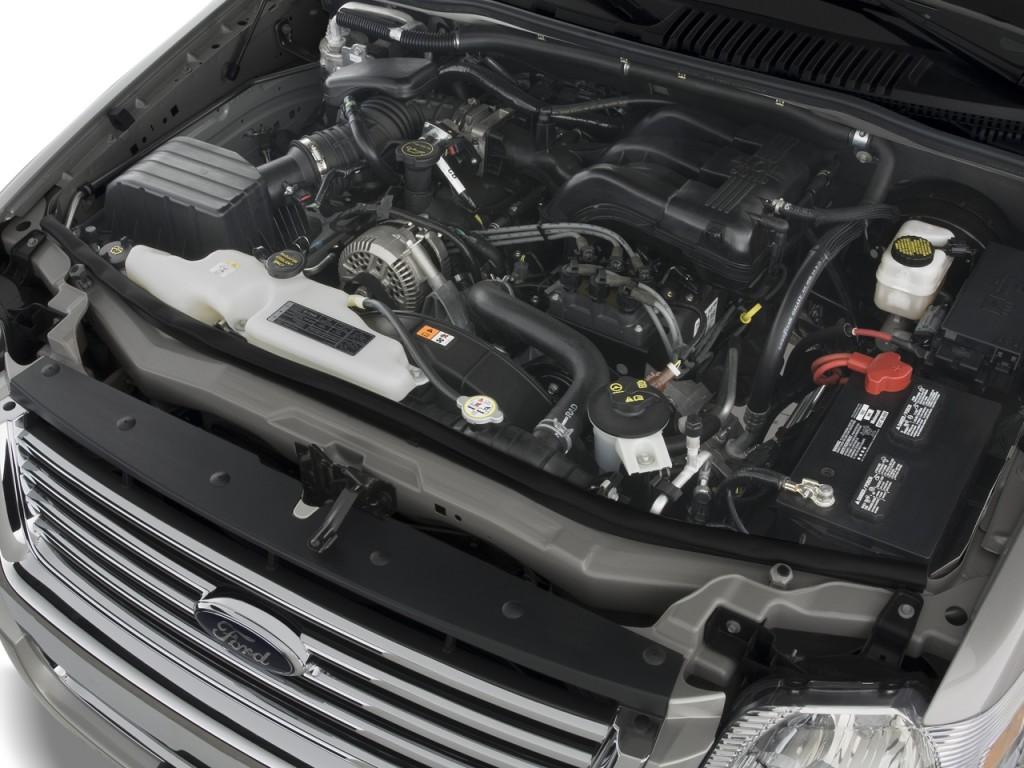 2000 Windstar Wiring Diagram Image 2009 Ford Explorer Rwd 4 Door V6 Xlt Engine Size