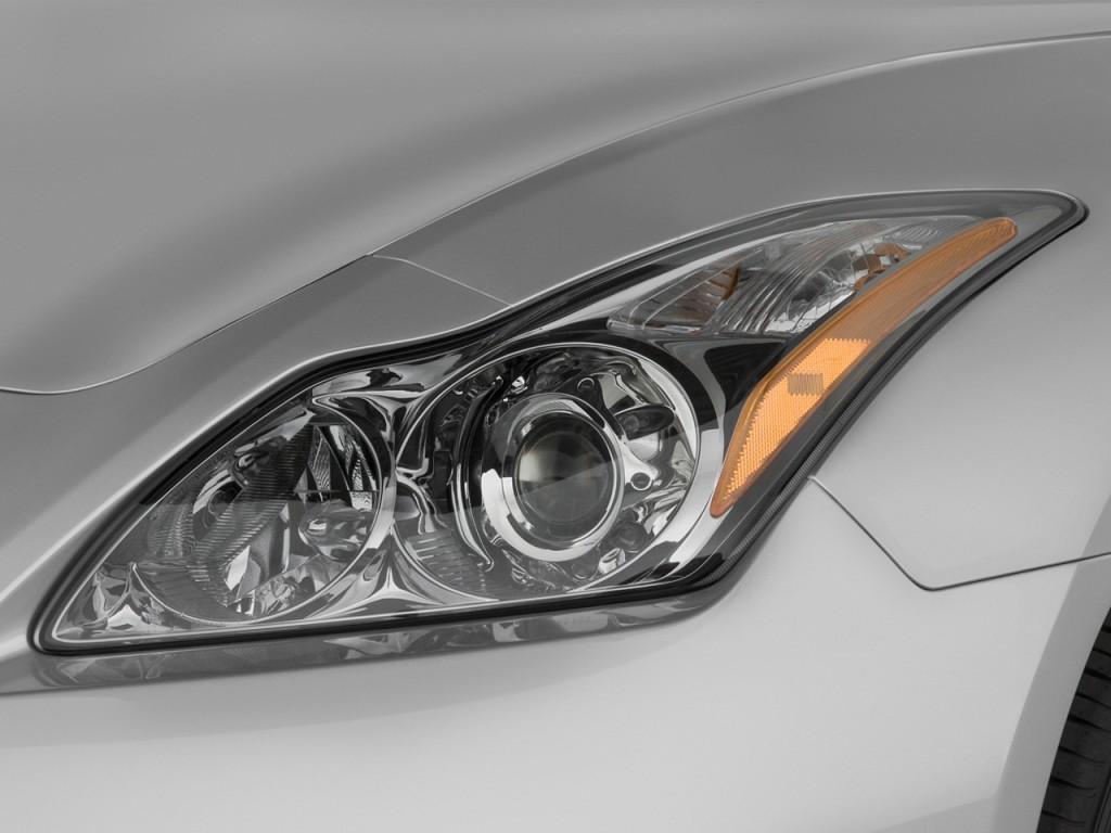 2011 Infiniti G35 Coupe