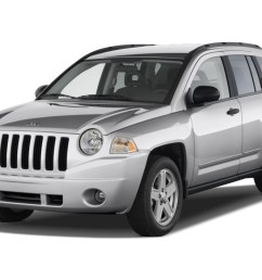 2009 jeep compass review ratings specs prices and photos the car connection [ 1024 x 768 Pixel ]
