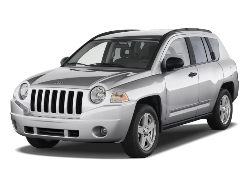 medium resolution of 2009 jeep compass review ratings specs prices and photos the car connection