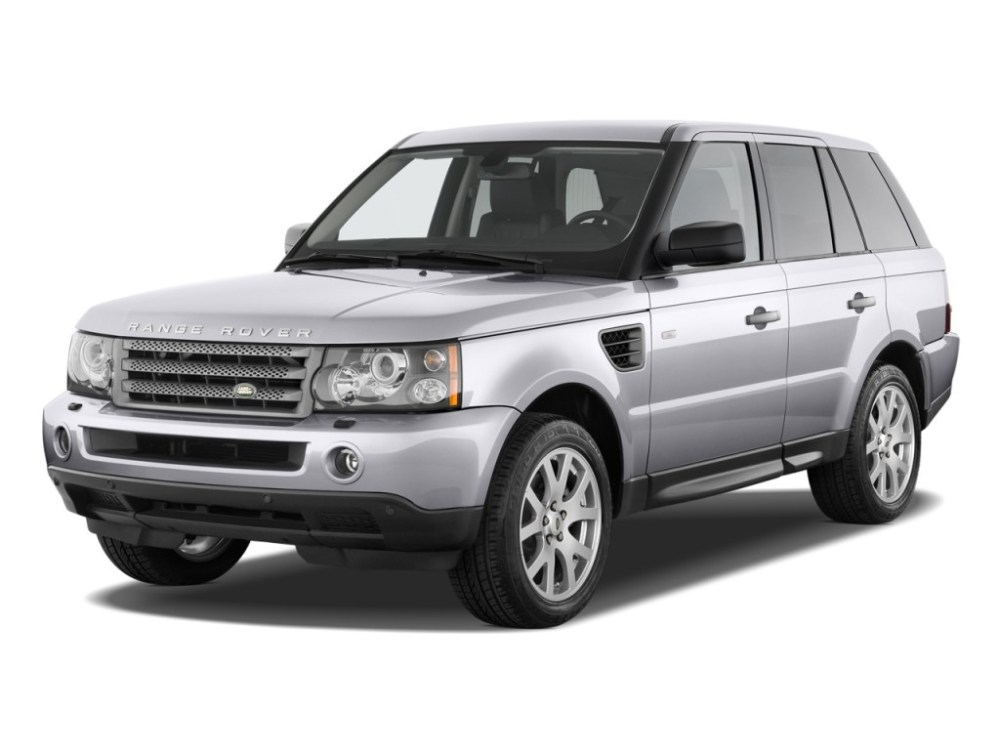 medium resolution of 2009 land rover range rover sport review ratings specs prices and photos