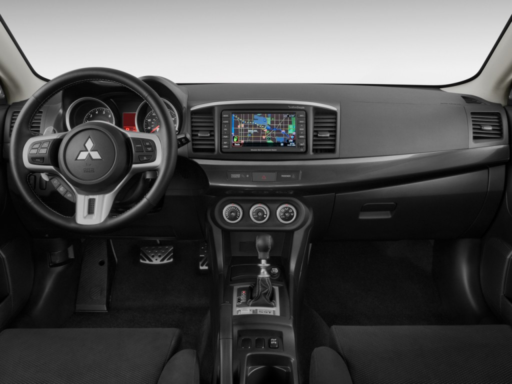 Image 2009 Mitsubishi Lancer 4 Door Sedan TC SST Ralliart