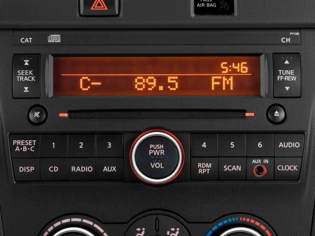 2009 nissan altima stereo wiring diagram 95 ford explorer ignition image 4 door sedan i4 cvt s audio