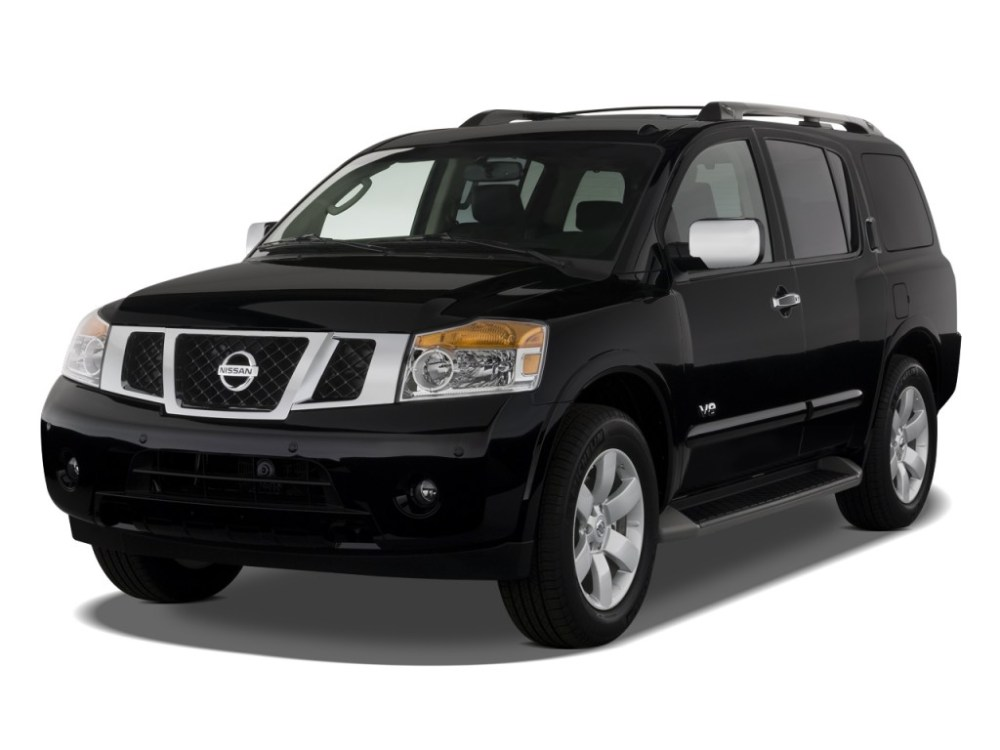 medium resolution of 2009 nissan armada review ratings specs prices and photos the car connection