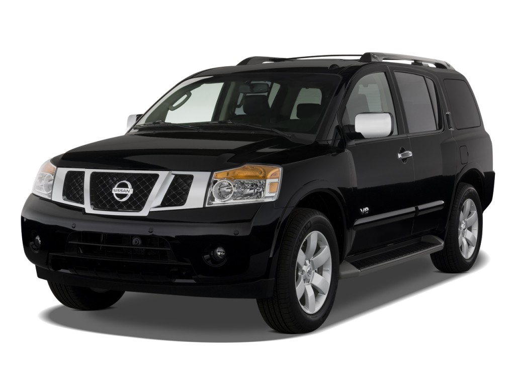 hight resolution of 2009 nissan armada review ratings specs prices and photos the car connection