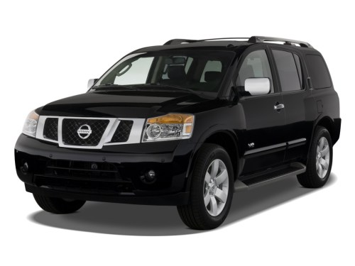 small resolution of 2009 nissan armada review ratings specs prices and photos the car connection