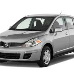 2009 nissan versa review ratings specs prices and photos the car connection [ 1024 x 768 Pixel ]