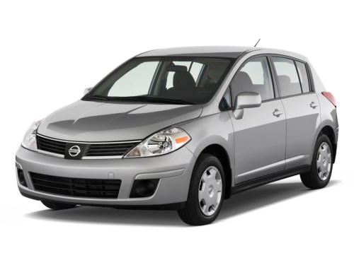 small resolution of 2009 nissan versa review ratings specs prices and photos the car connection