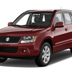 2009 suzuki grand vitara review ratings specs prices and photos the car connection [ 1024 x 768 Pixel ]