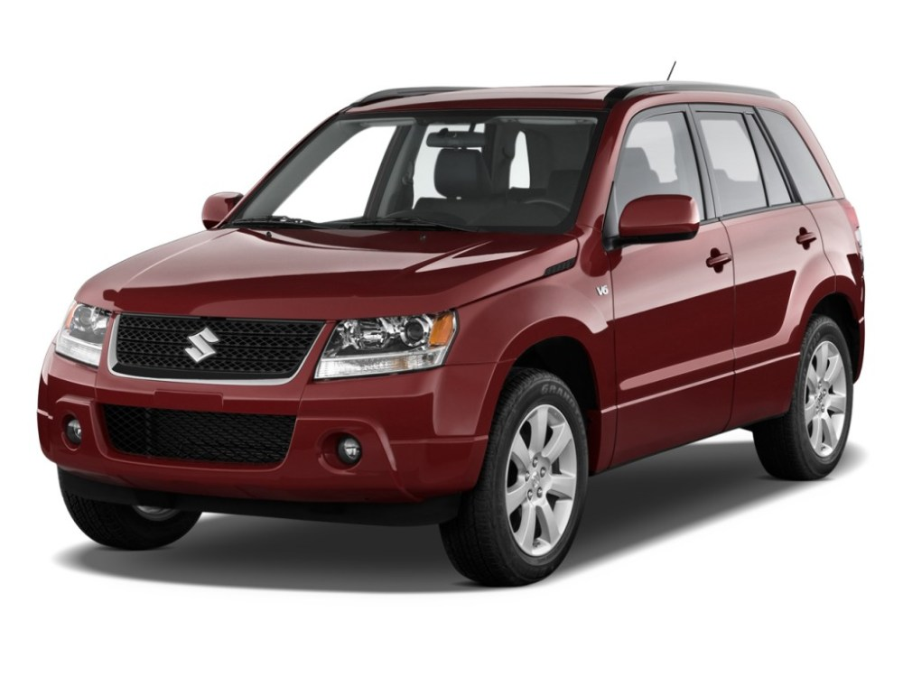 medium resolution of 2009 suzuki grand vitara review ratings specs prices and photos the car connection