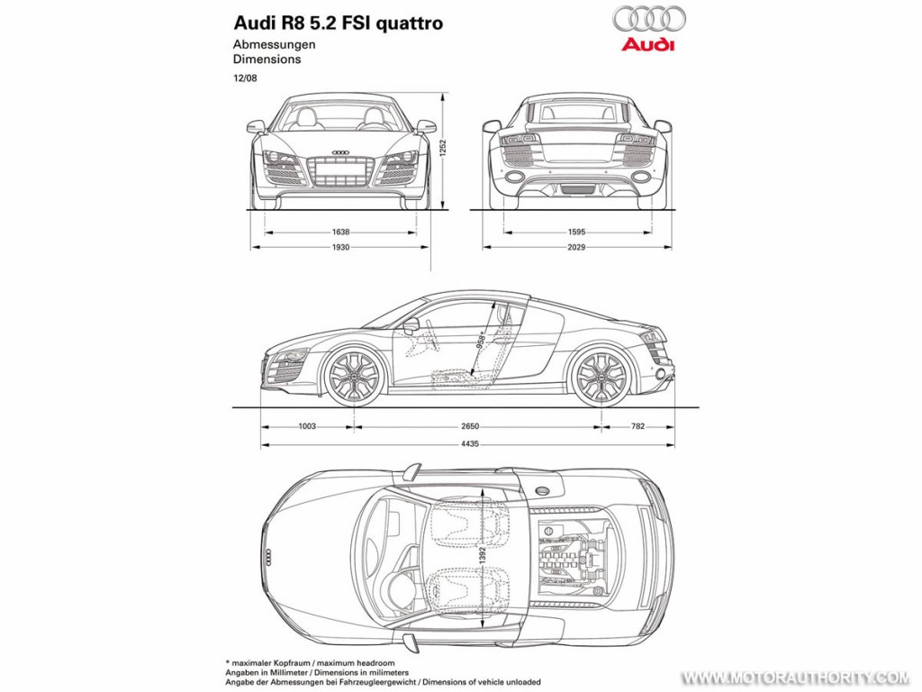 Image Audi R8 V10 Fsi 039 Size X 768 Type