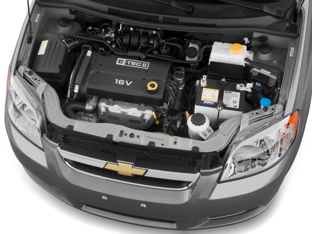 2006 Chevy Express Engine Diagram Image 2010 Chevrolet Aveo 4 Door Sedan Ls Engine Size