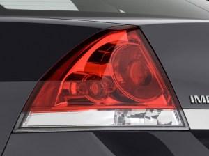 Image: 2010 Chevrolet Impala 4door Sedan LS Tail Light