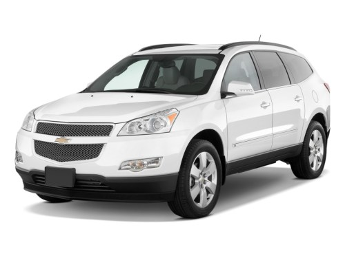 small resolution of 2010 chevrolet traverse chevy review ratings specs prices and photos the car connection