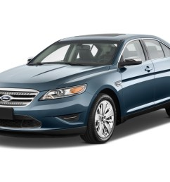 2010 ford taurus review ratings specs prices and photos the car connection [ 1024 x 768 Pixel ]