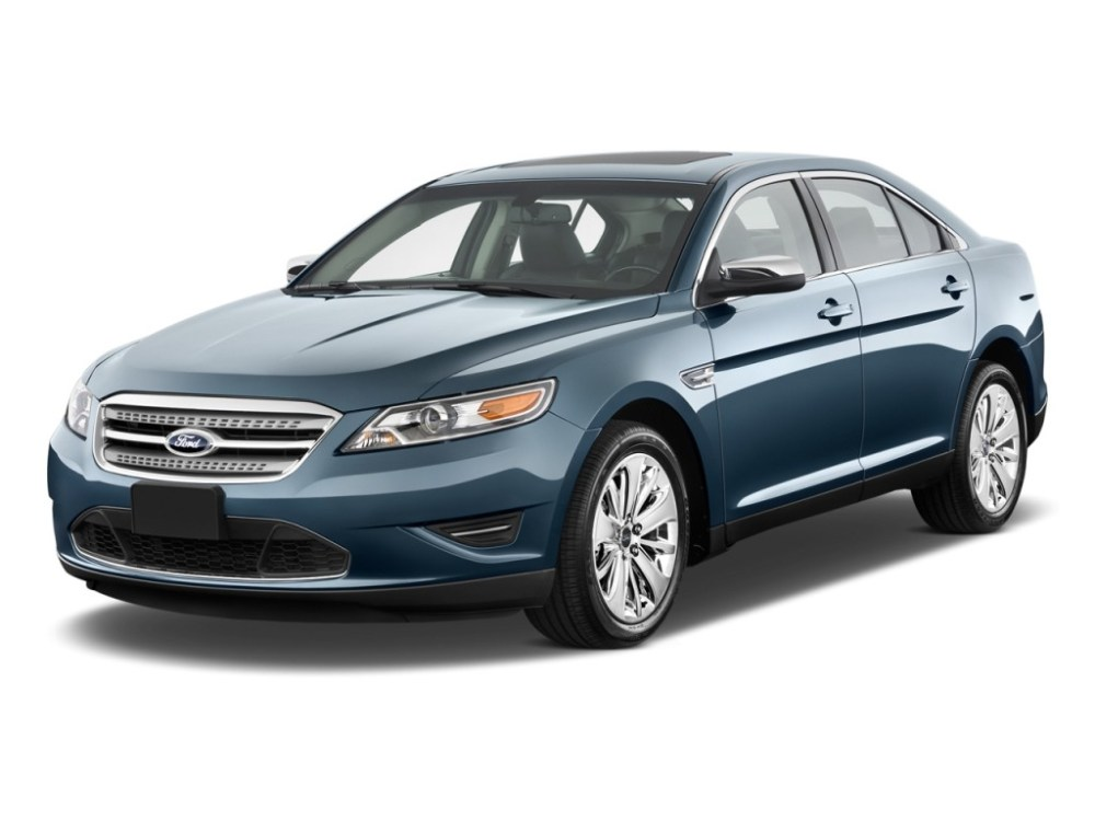 medium resolution of 2010 ford taurus review ratings specs prices and photos the car connection