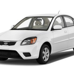 2010 kia rio review ratings specs prices and photos the car connection [ 1024 x 768 Pixel ]