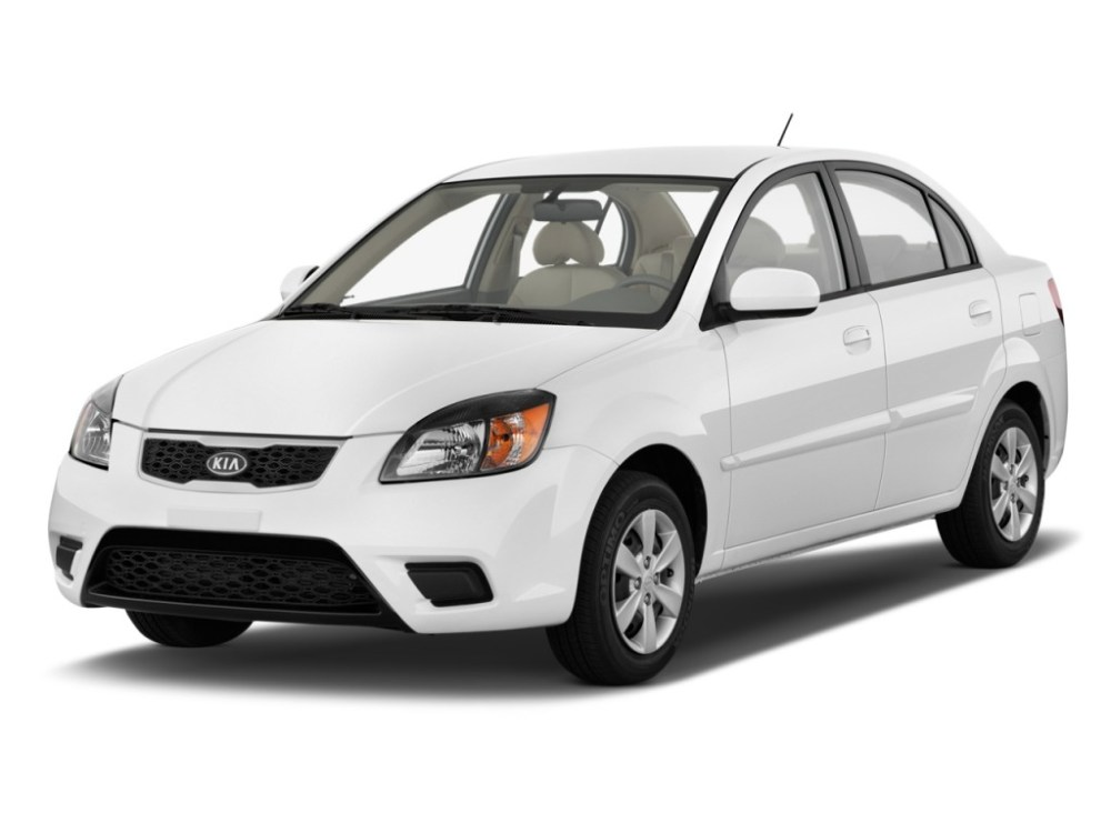 medium resolution of 2010 kia rio review ratings specs prices and photos the car connection