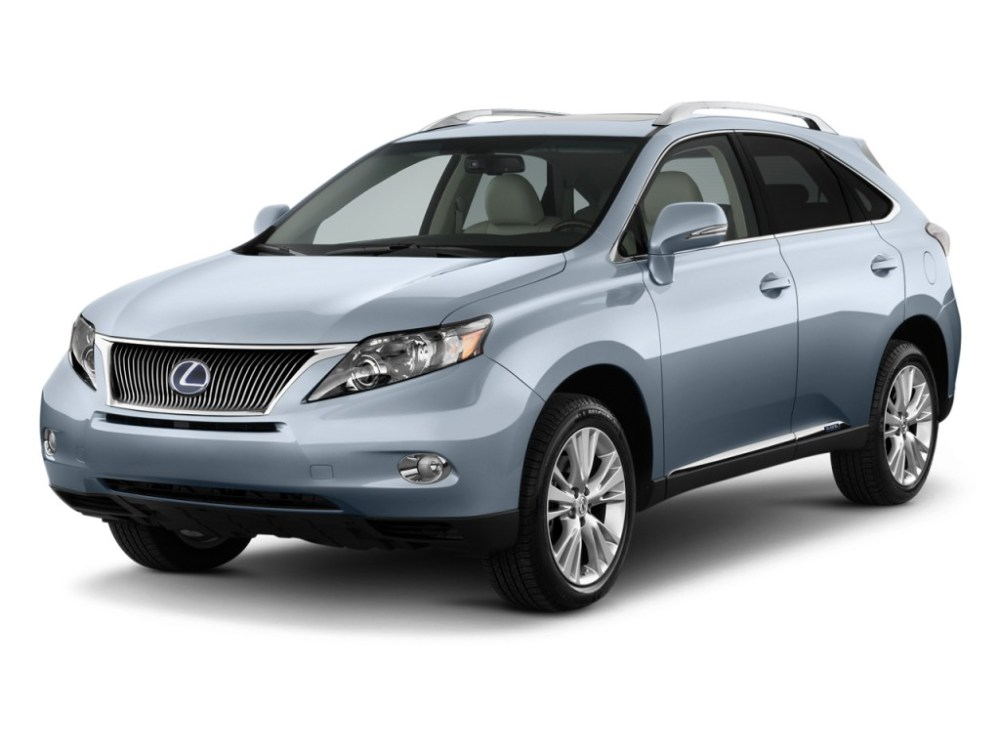 medium resolution of 2010 lexus rx 450h review ratings specs prices and photos the car connection