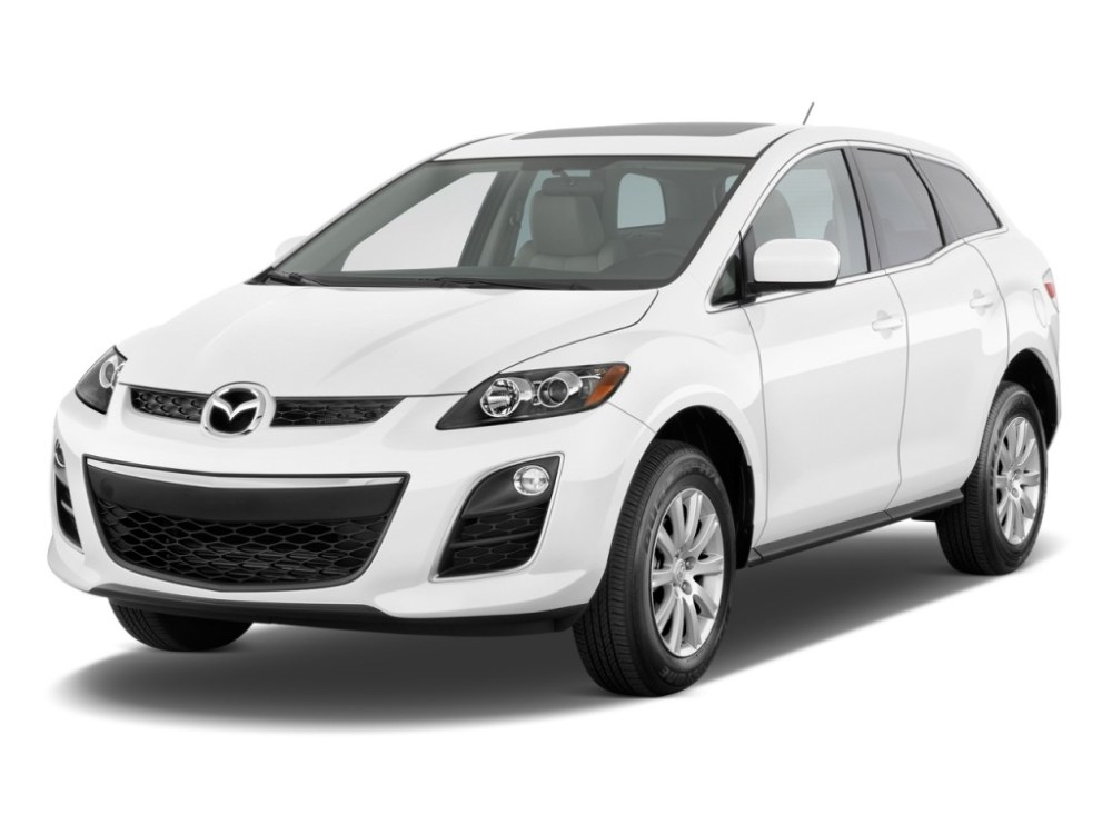 medium resolution of 2011 mazda cx 7 review ratings specs prices and photos the car connection