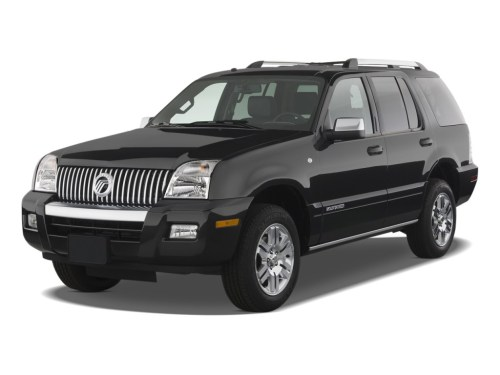 small resolution of 2010 mercury mountaineer review ratings specs prices and photos the car connection