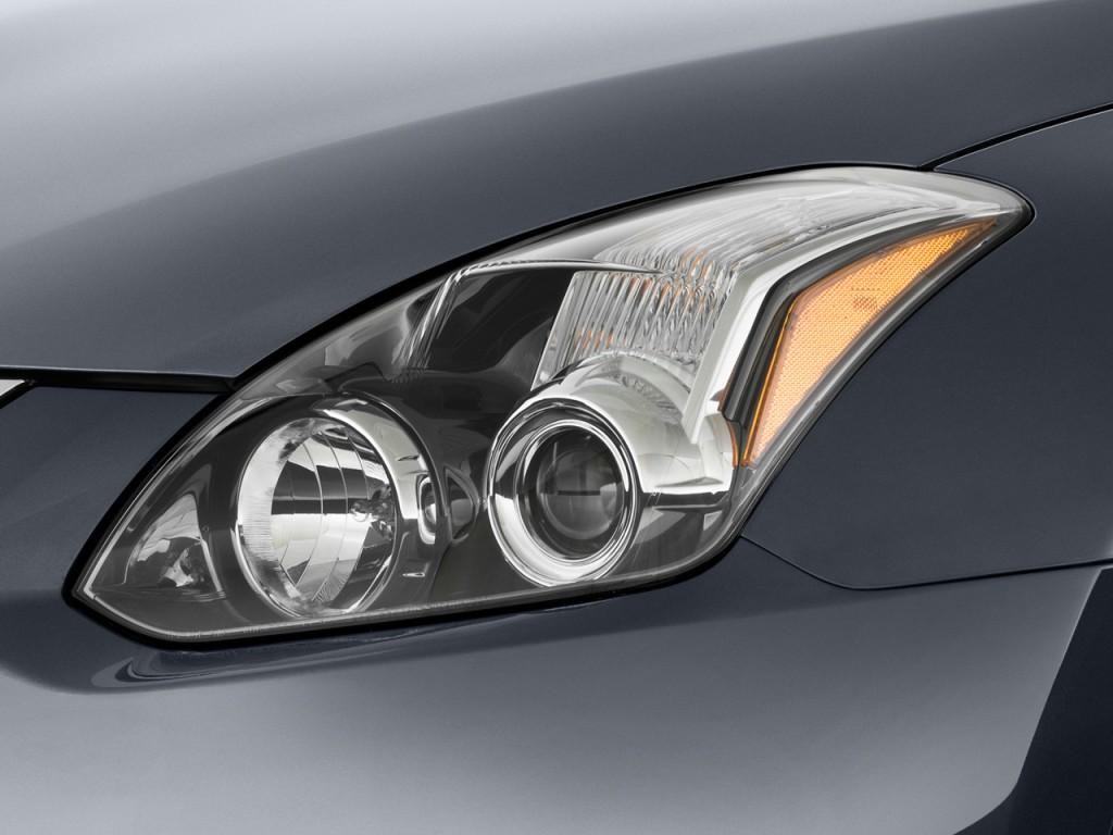 Image 2010 Nissan Altima 2 Door Coupe I4 Cvt 2 5 S