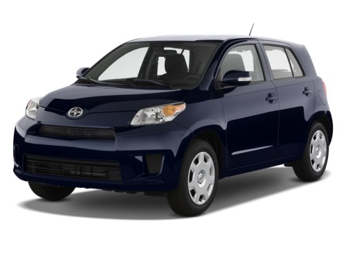 small resolution of 2010 scion xd review ratings specs prices and photos the car connection