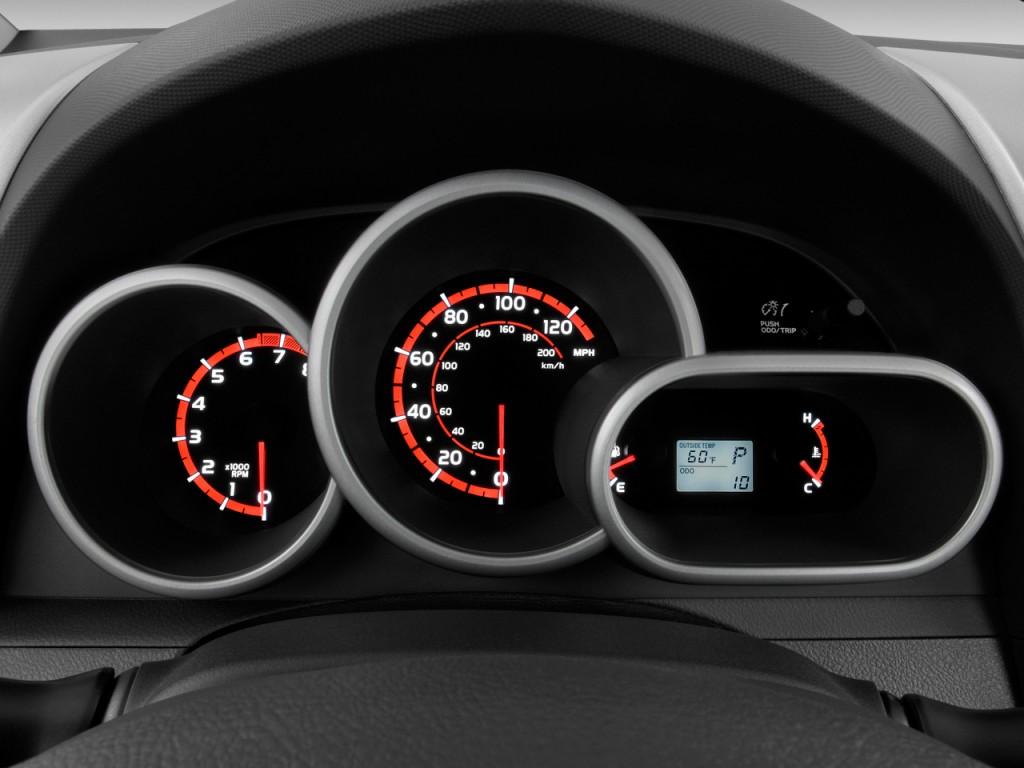 Image 2010 Toyota Matrix 5dr Wagon Auto Fwd Natl