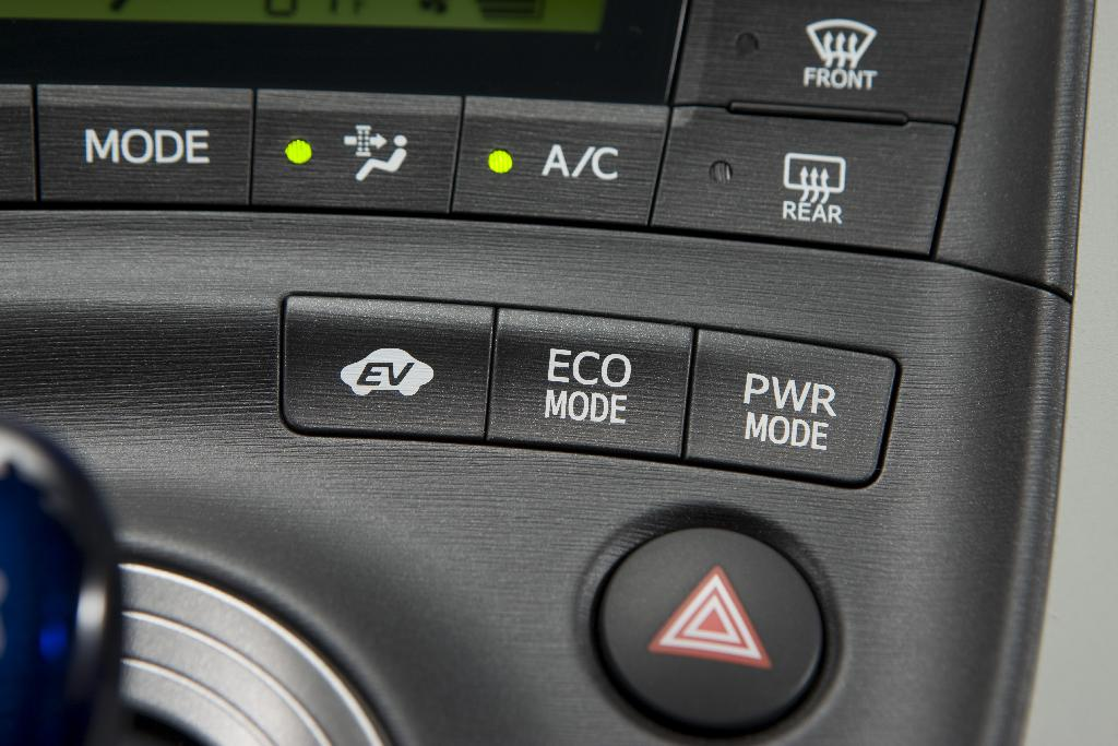 30 Days Of The 2010 Toyota Prius Day 3 Whats New Most