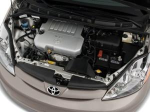 Image: 2010 Toyota Sienna 5dr 8Pass Van CE FWD (Natl