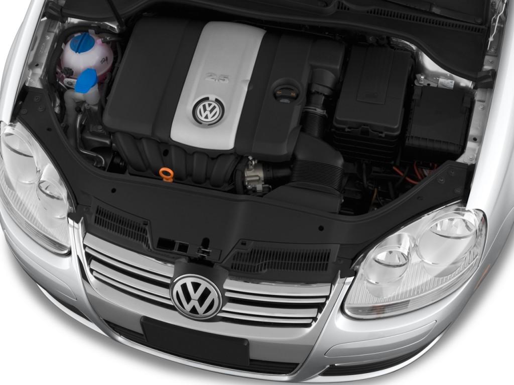 2010 Volkswagen Jetta Coolant Fluids