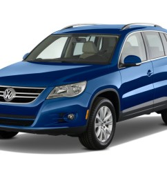 2010 volkswagen tiguan vw review ratings specs prices and photos the car connection [ 1024 x 768 Pixel ]