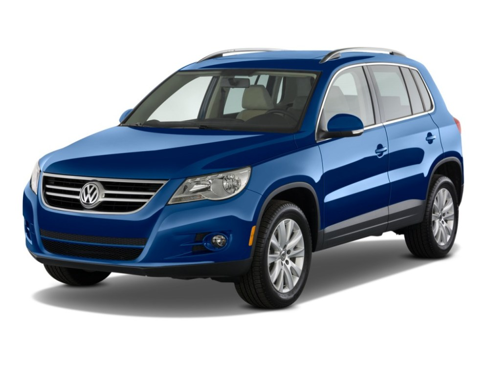 medium resolution of 2010 volkswagen tiguan vw review ratings specs prices and photos the car connection