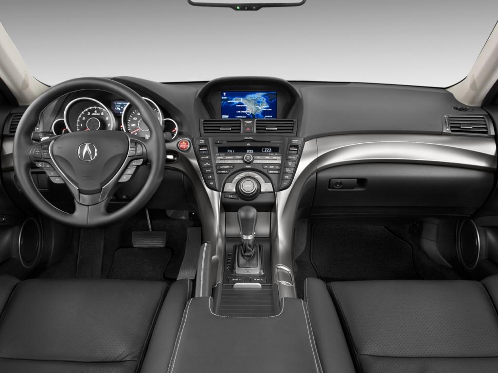 Image 2011 Acura TL 4 Door Sedan Man SH AWD Tech HPT