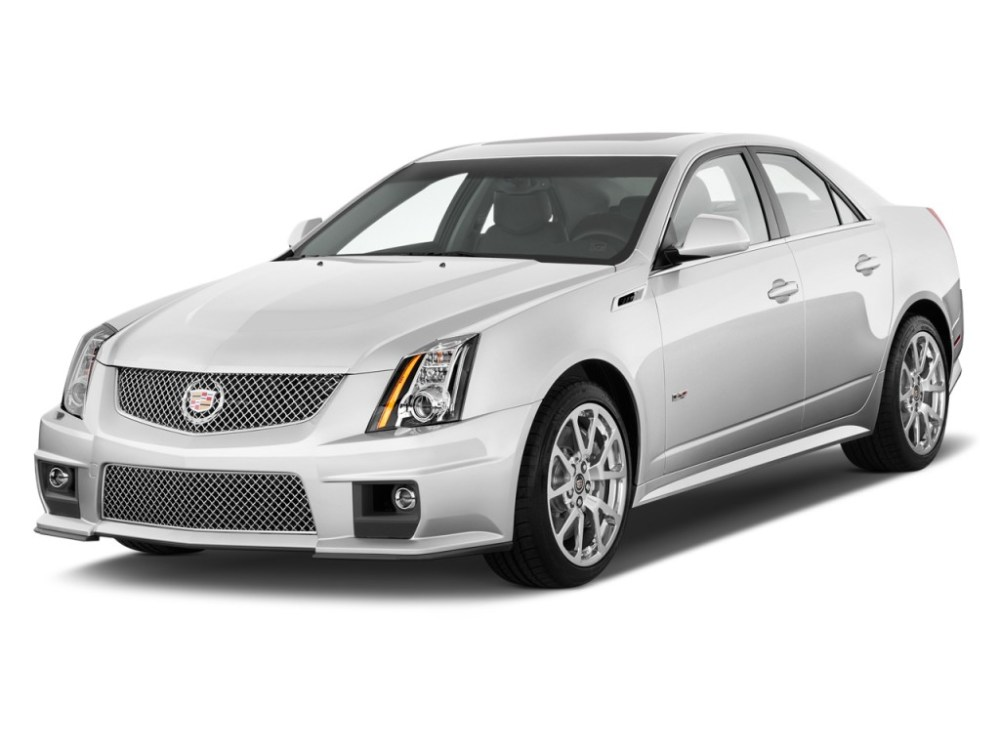 medium resolution of 2011 cadillac cts v review ratings specs prices and photos the car connection