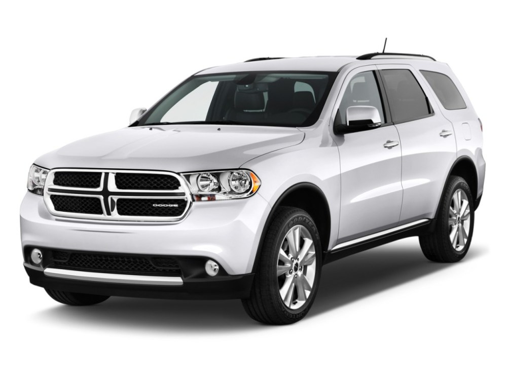 medium resolution of 2011 dodge durango review ratings specs prices and photos the car