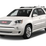 2011 Gmc Acadia Review Ratings Specs Prices And Photos The Car Connection