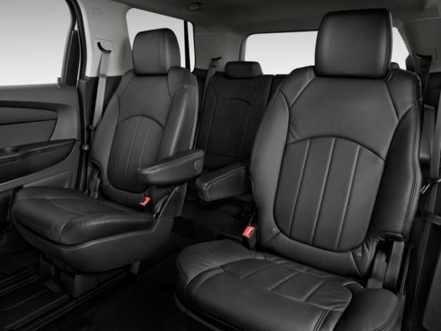 gmc acadia seats how many. Black Bedroom Furniture Sets. Home Design Ideas