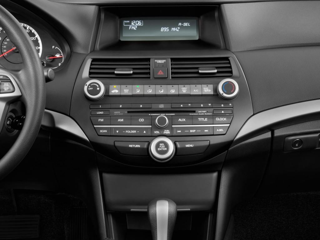 Pics Photos Honda Accord Coupe Dashboard Control Panel