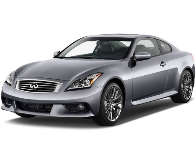 Infiniti G Coupe Review Ratings Specs Prices And Photos The Car Connection