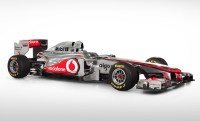 McLaren MP4-26 Ready For 2011 Formula 1 Season