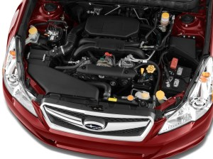 Image: 2011 Subaru Legacy 4door Sedan H4 Auto 25i Prem