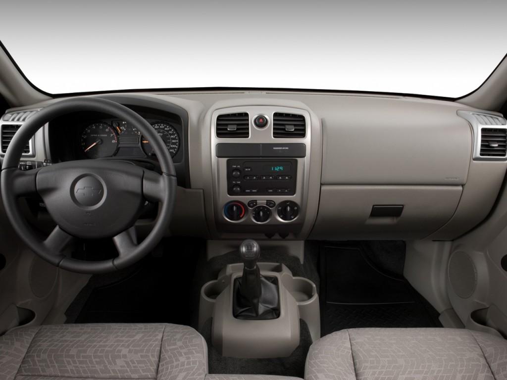 Image 2012 Chevrolet Colorado 2wd Ext Cab Work Truck