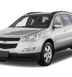 2012 chevrolet traverse chevy review ratings specs prices and photos the car connection [ 1024 x 768 Pixel ]