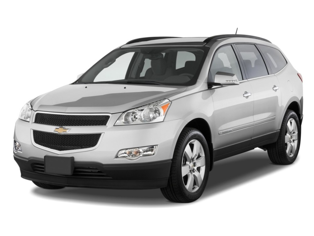 medium resolution of 2012 chevrolet traverse chevy review ratings specs prices and photos the car connection